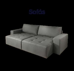 Comprar Sofá é na Frans Móveis e Decorações